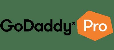 GoDaddy logo sponsor wordcamp london 2016