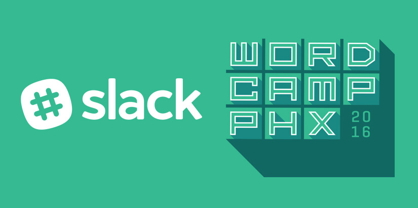 Free Swag Ends Friday and WCPHX Slack Is Now Open