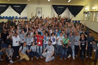 Encerramento do WordCamp São Paulo 2015, na PUC