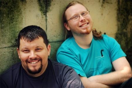 Emanuel and Lucijan Blagonic