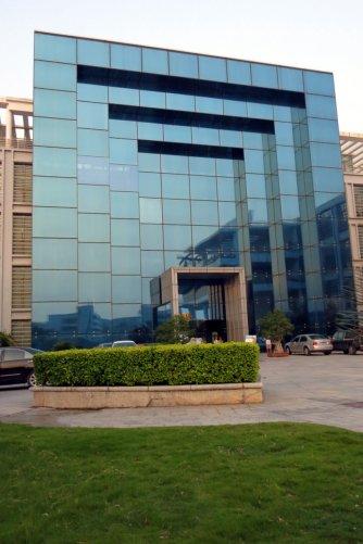 Huaqiao University Library in Xiamen open since 2006