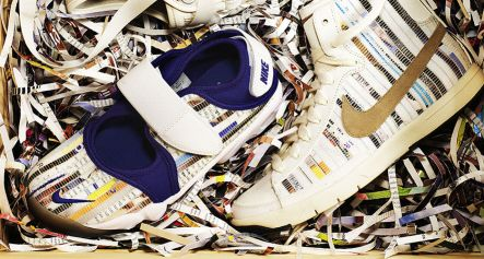 Nike-Shoes-Magazines-Recycled-A