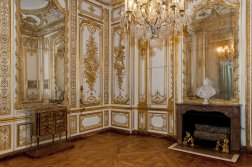 Parquetry Floors - Palace of Versailles