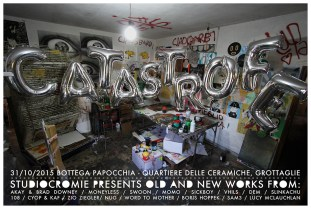 catastrophe group show