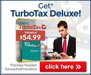 Get TurboTax Deluxe