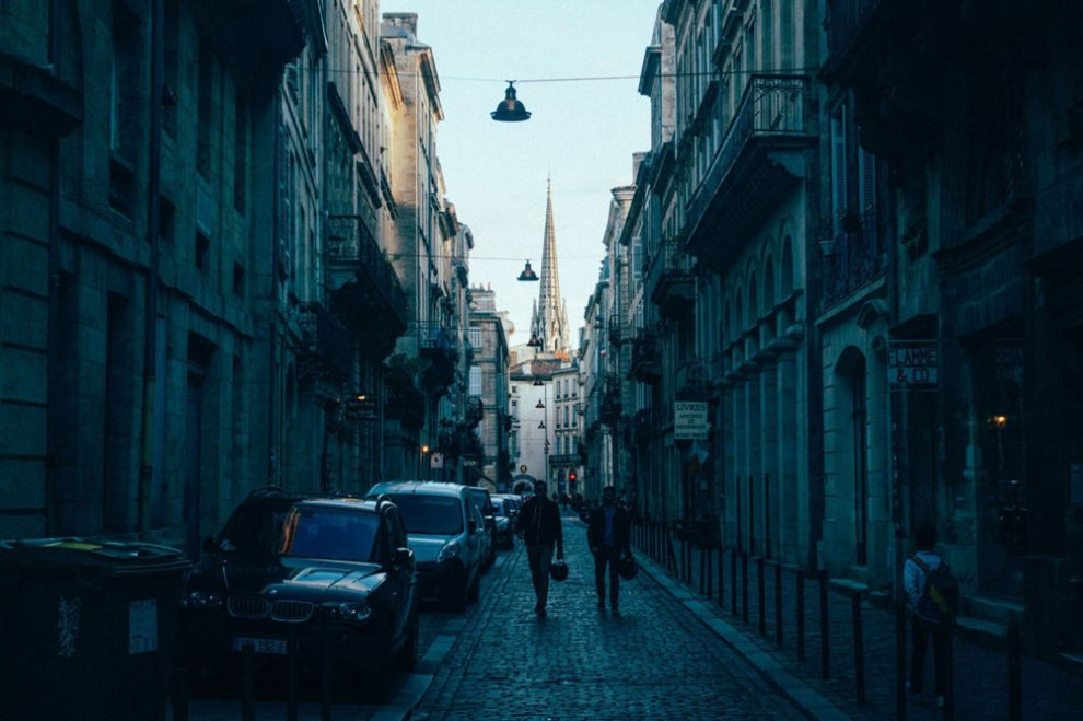 Rue du Chai des Farines, Bordeaux - Photo Pete Rojwongsuriya