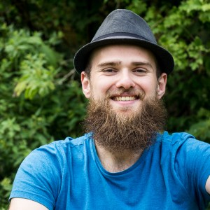 Matej Zeliska - copywriting & UX design - portrét