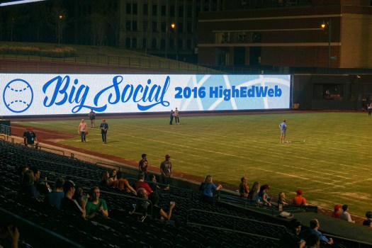 Big Social sign in Memphis