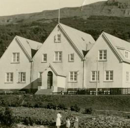 Húsmæðraskólinn á Hallormsstað