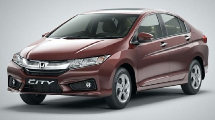 2016 Honda City front view