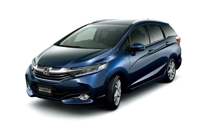 2016 Honda Fit Shuttle