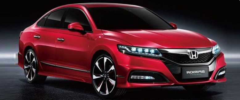 2017 Honda Accord Spirior main