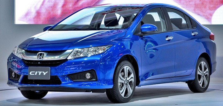 2017 Honda City front view