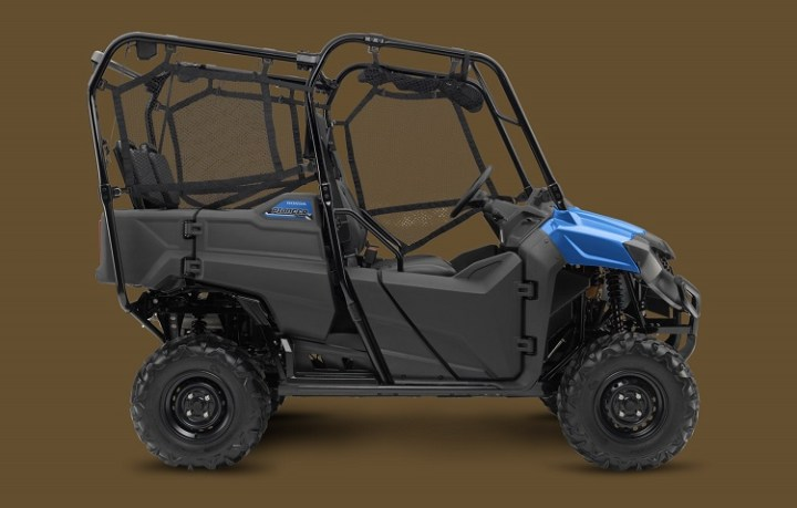 2016 Honda Pioneer 700-4 side view