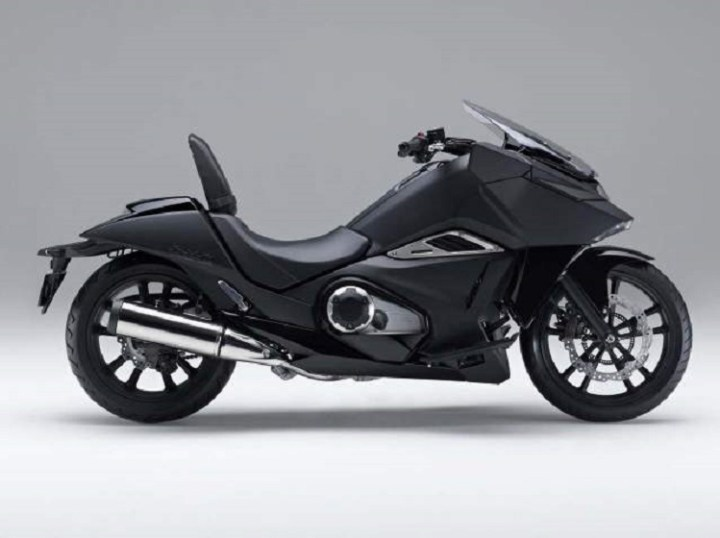 2016 Honda NM4 side view