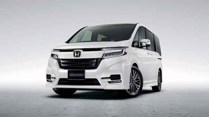 2018 Honda Step WGN