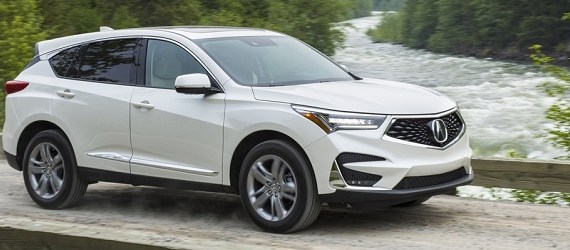 2020 Acura RDX changes