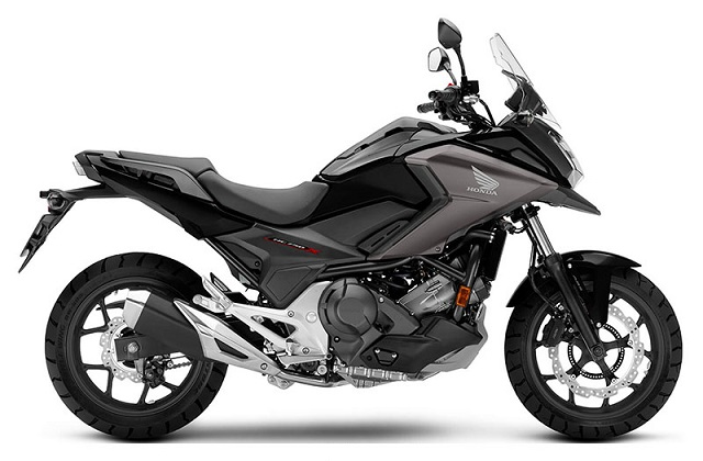 2020 Honda NX750X side view