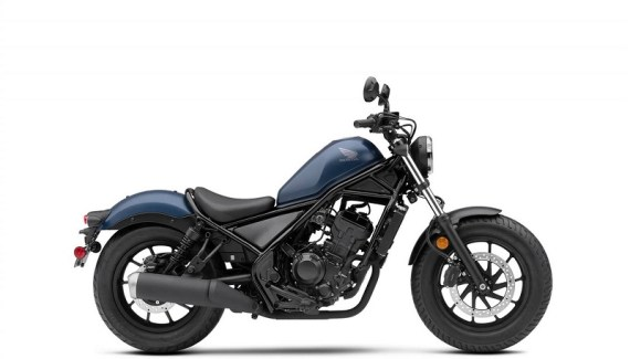2020 Honda Rebel 300 main