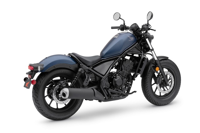 2020 Honda Rebel 500 rear