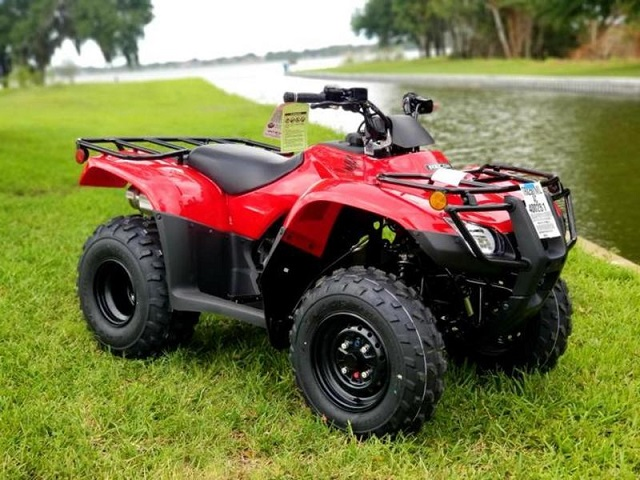 2020 Honda FourTrax Recon RED