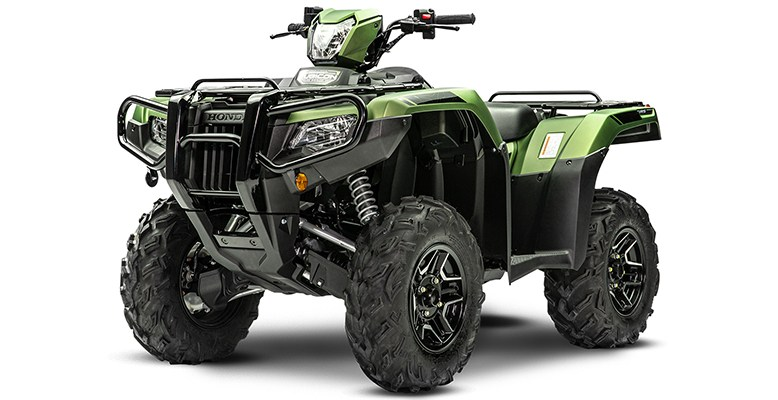 2020 Honda FourTrax Foreman Rubicon 4x4 main