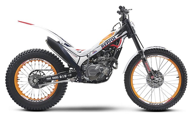2020 Honda Montesa Cota 4RT260 side