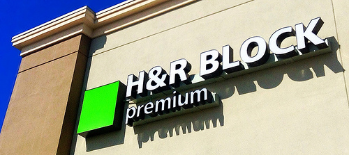 Taxes with H and R Block