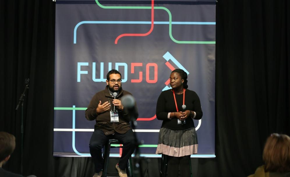 Une conférence de FWD50