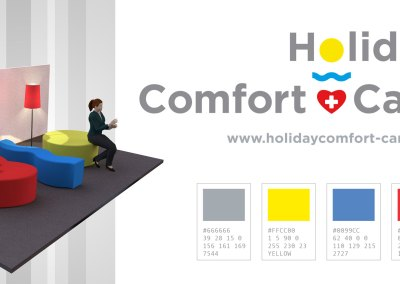 Holiday Comfort + Care