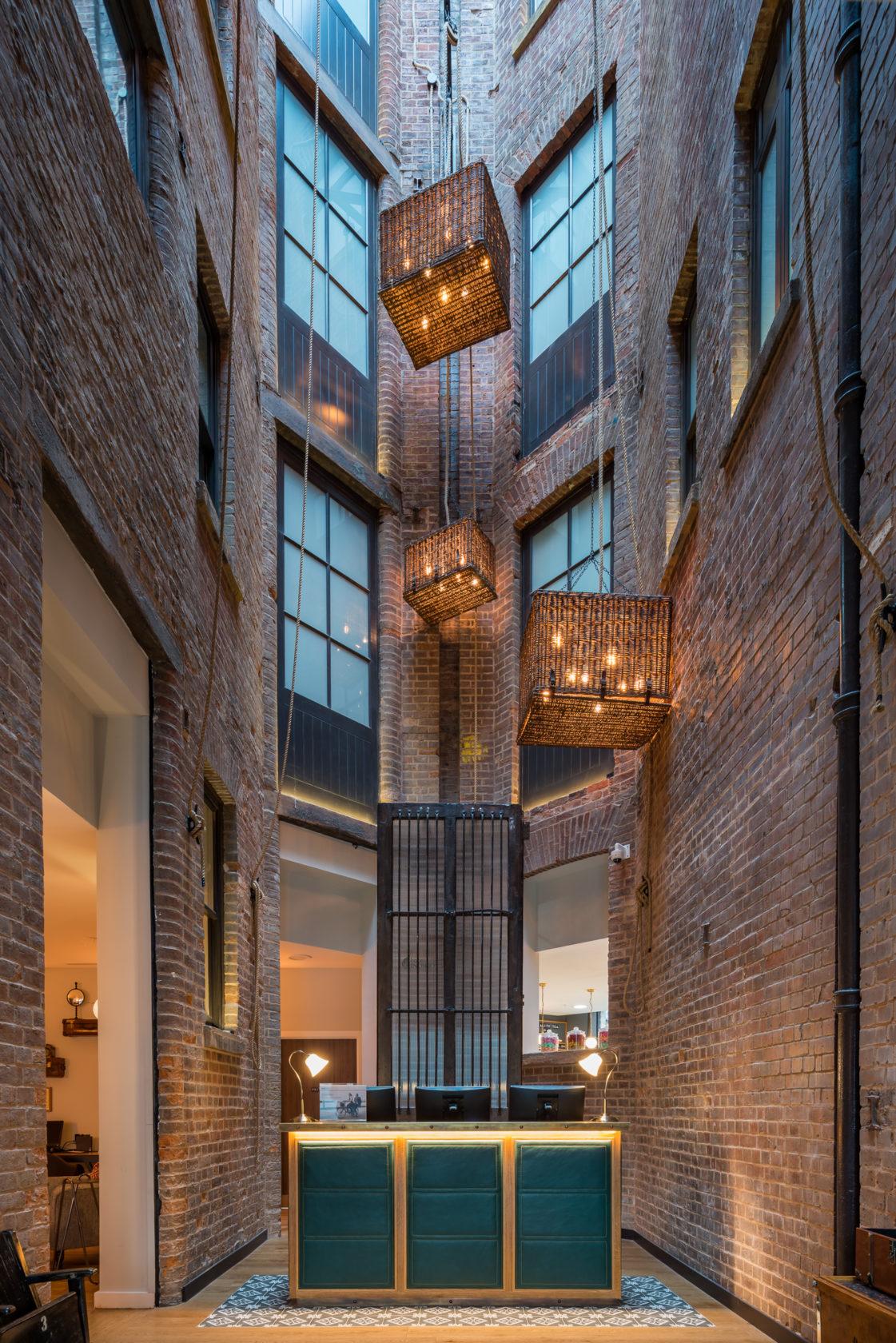 Hotel Indigo Manchester Scottish Design Awards 2019