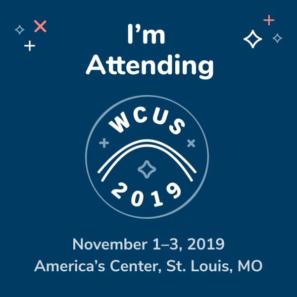 I'm attending WordCamp US 2019!