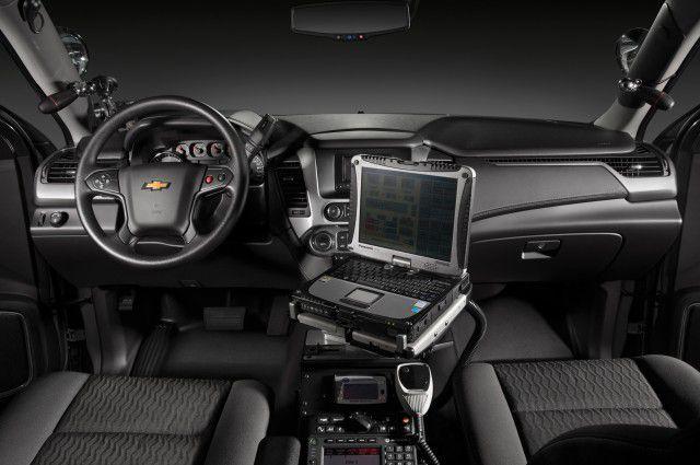 2018 Chevrolet Cheyenne interior