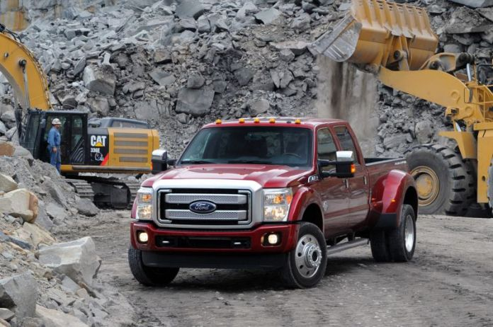 2018 Ford F-550 Review, Specs