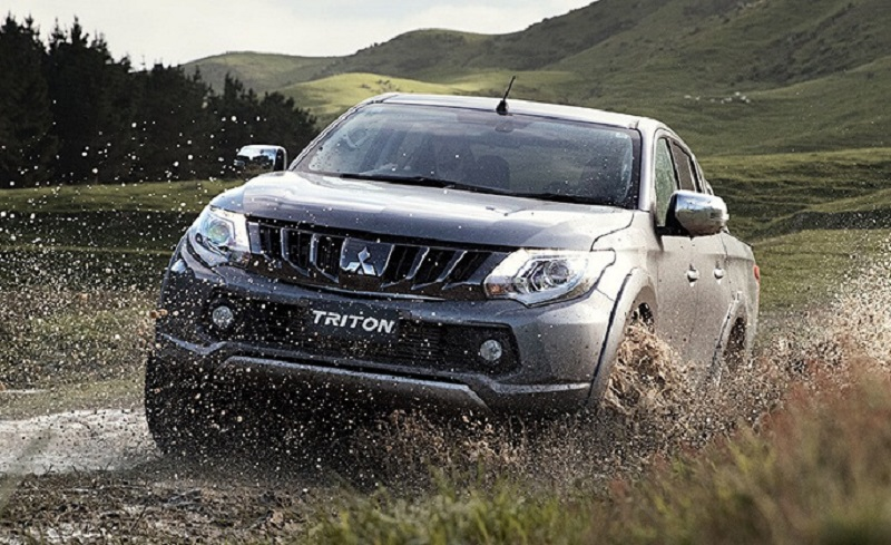2018 Mitsubishi Triton review