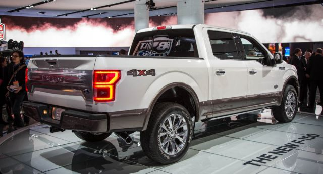 2019 Ford F-150 is the most fuel efficient pickup truck on the market - 2019 - 2020 Best Trucks