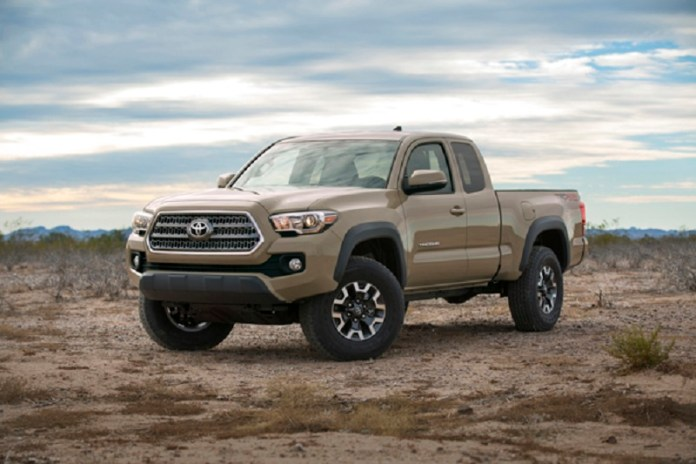 2019 Toyota Tacoma Changes, TRD Pro