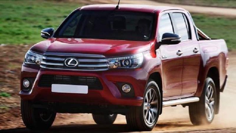 Lexus Pickup Concept The First Luxury Truck 2019 2020 Best Trucks