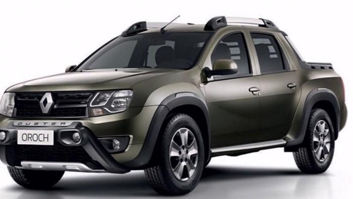 2018 Renault Duster Oroch Brazil, Price, Specs