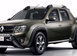2018 Renault Duster Oroch srecs