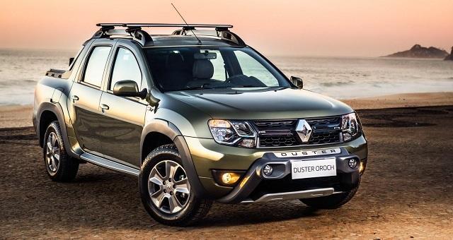 2018 Renault Duster Oroch