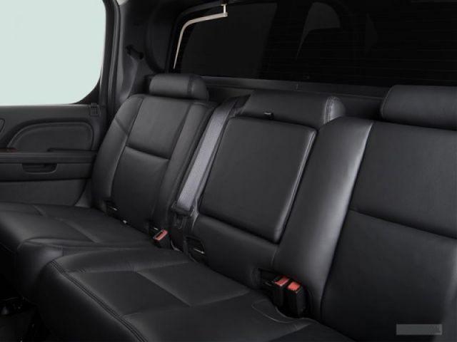2019 Cadillac Escalade EXT interior view