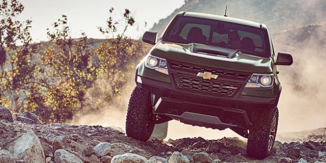 2019 Chevy Colorado ZR2 Price, Specs, Release Date - 2019 ...
