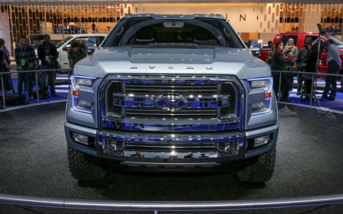 2019 Ford Atlas Price, Specs
