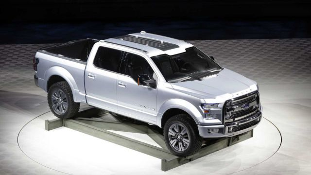 2019 Ford Atlas