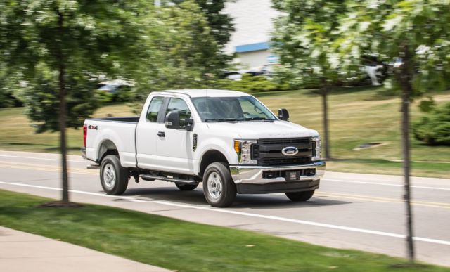 2019 Ford F-250 front