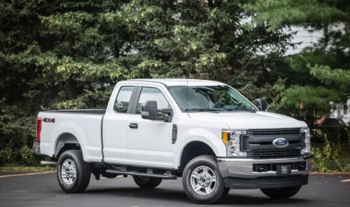 2019 Ford F-250 Changes, Specs