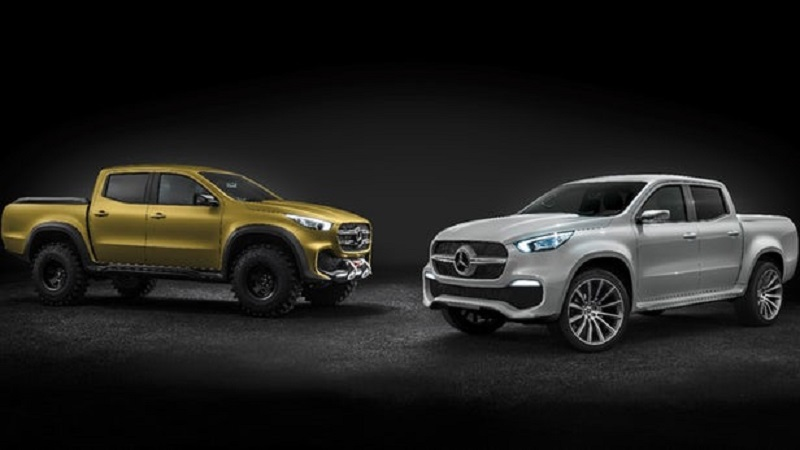 2019 Mercedes Benz x class review