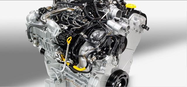 2019 Ram 1500 EcoDiesel engine