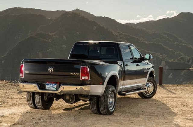2019 Ram 3500 Dually, Interior, Release date - 2019 - 2020 ...